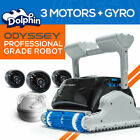 Dolphin Odyssey Commercial Robotic Pool Cleaner for Hotels Apartments  Public