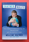 STAR TREK: SHATNER RULES -- SIGNED BY KIRK TO PRESIDENT CLINTON -- ONE-OF-A-KIND