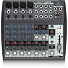 Behringer Xenyx 1202 12 Channel Audio Home Recording Editing Mixer w 3 Band EQ