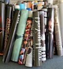 MISCELLANEOUS ORIGINAL POSTER LOT (DOUBLE SIDED AND 27x40)