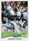 FLOYD LITTLE 75 ACEO ART CARD  BUY 5 GET 1 FREE  or 30 OFF 12 OR MORE