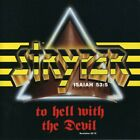 To Hell with the Devil by Stryper (CD, Jul-1991, Hollywood) *NEW* *FREE Ship*