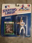 1989 Starting Lineup Paul Molitor - Milwaukee Brewers
