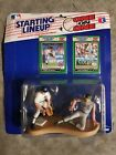 1989 Starting Lineup One on One Alan Trammell & Jose Canseco