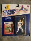 1988 Kenner Starting Lineup, Will Clark - San Francisco Giants