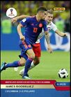2018 Panini Instant World Cup Soccer Cards 12