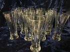 – 12oz Pilsner Clear Glass Tumblers