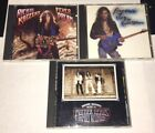 Lot (13) Richie Kotzen Mother Head's Family Reunion Winery Dogs Mr. Big Poison