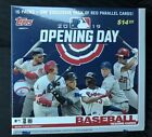 2019 Topps Opening Day Mega Box Target Exclusive (16 Packs + Red Foil Pack)