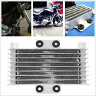 Motorcycle Oil Cooler Engine Radiator Fit for 125CC 250CC Dirt Bike ATV Scooter