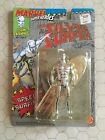 Silver Surfer with Surf Board Marvel Super Heroes Toy Biz 1992 Action Figure NEW