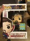 Funko Pop Doctor Strange With Rune 2016 SDCC Exclusive Sold Out Brand New