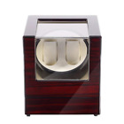 Watch winder for 2 watches Automatic Watch Winder  Watch box for automatic Wood