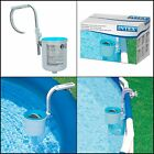 Intex Deluxe Pool Skimmer Wall Mount Above Ground Pool Surface Skimmer basket