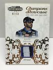 2012 Press Pass Champions Showcase Jimmie Johnson Firesuit 2 50 3 Color Patch