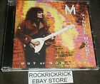 VINNIE MOORE - OUT OF NOWHERE -12 TRACK RARE CD- (MAYHEM 11084-2)