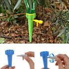 6Pcs Plant Self Watering Spikes Adjustable Stakes System Vacation Plant Wate JF