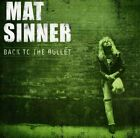 Mat Sinner - Back To The Bullet (Re-Issue) [CD]
