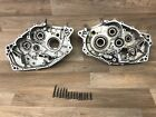 86 1986 Yamaha SRX-6 Crankcase Matched Set Assembly SRX 600 Engine Cases