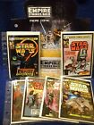 2015 IDW Star Wars Micro Comic Collector Packs 12