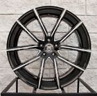 22 Lexani Gravity G Wagon Wheels Mercedes Benz G Class G500 G550 G55 G63 Black