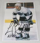 Luc Robitaille Cards, Rookie Cards and Autographed Memorabilia Guide 44