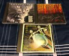 Rude Awakening Silent Cry, Headbutter and Scaring The Paper People 3 CDs