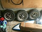 5 x MG Midget Wheels and Tyres