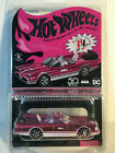 Hot Wheels Red Line Club Convention party TV Series Batmobile pink