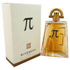 Pi by Givenchy Cologne for Men 3.3 / 3.4 oz EDT Spray New in Box