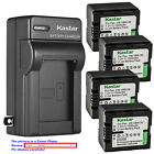 Kastar Battery AC Wall Charger for Panasonic VW VBN130 HC X800 HC X800GK Camera