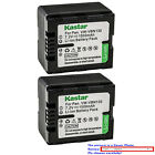 Kastar Replacement Battery Pack for Panasonic VW VBN130 HC X800 HC X800GK Camera