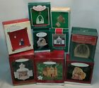 LOT 9 KEEPSAKE ORNAMENT CHRISTMAS RELIIGOUS NATIVITY CRECHE ANGEL BABY JESUS
