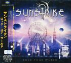 SUNSTRIKE - Rock Your World +1 / Japan OBI New CD 2014 / Hard Rock ASTRAL DOORS