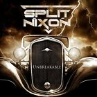 SPLIT NIXON - Unbreakable / New CD 2016 / U.S. Hard Rock