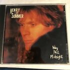 HENRY LEE SUMMER•way Past Midnight 1991 Sony 1A ZK47059