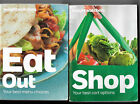 Weight Watchers SHOP  EAT OUT Companions 2014 Food Points Values + Bonus