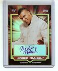 Jinder Mahal 2011 WWE Topps Classic Authentic autograph auto