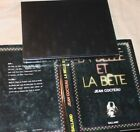 JEAN COCTEAU LA BELLE ET LA BETE Beauty  the Beast 1975 FRENCH book HC DJ