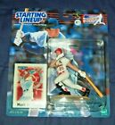 2000 St Louis Cardinals Mark McGwire Starting Lineup Unopened Figure