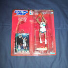 1998 Detroit Pistons Grant Hill Starting Lineup Unopened Figure