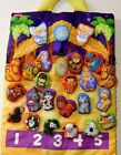 Fisher Price MUSICAL Nativity Advent Calendar Fabric Little People Soft Play