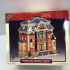 LEMAX Caddington Village Lighted Christmas House Porcelain 3 story Tudor Manor