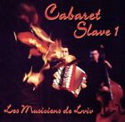 Les Musiciens de Lviv - Cabaret Slave 1 CD Association Slave de Paris