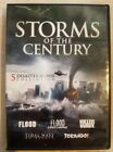 Storms of the Century Flood A Rivers Rampage Killer Wave Tidal Wave DVD