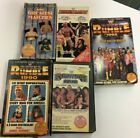LOT OF 5 WRESTLING VHS TAPES BY COLISEUM VIDEO LATE 80S EARLY 90S
