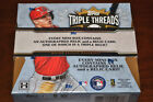 2014 Topps Triple Threads Baseball Factory Sealed Hobby Box