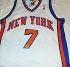 Vintage Channing Frye New York Knicks Authentic Jersey