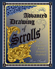 Advanced Drawing of Scrolls For Engraving Artists Designers Craftsmen