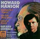 Howard Hanson: Symphony No. 4 / Suite from Merry Mount / Lament for Beowulf